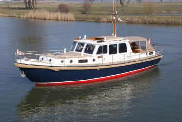 Gillissen Vlet 13.30 OK AK, Motorjacht for sale by Sleeuwijk Yachting