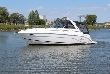 Rinker 300 Express Cruiser, Speed- en sportboten for sale by Sleeuwijk Yachting