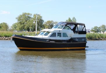 Linssen 380 Grand Sturdy AC, Motor Yacht Linssen 380 Grand Sturdy AC te koop bij Sleeuwijk Yachting