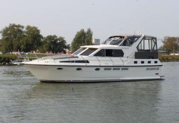 Atlantic 43, Motorjacht Atlantic 43 te koop bij Sleeuwijk Yachting