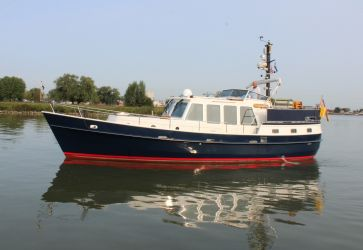 Vripack Kotter 1300, Motor Yacht Vripack Kotter 1300 te koop bij Sleeuwijk Yachting