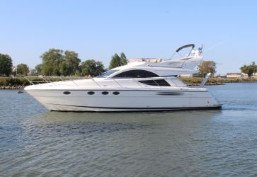 Fairline Phantom 46, Motoryacht Fairline Phantom 46 zum Verkauf bei Sleeuwijk Yachting