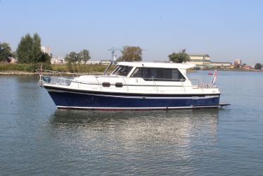 Excellent 1000 Hybride, Motoryacht for sale by Sleeuwijk Yachting
