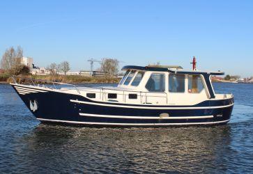Broesder Kotter 11.30 OK, Motor Yacht Broesder Kotter 11.30 OK te koop bij Sleeuwijk Yachting