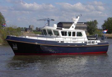 Noorderlicht 50, Motoryacht Noorderlicht 50 zum Verkauf bei Sleeuwijk Yachting