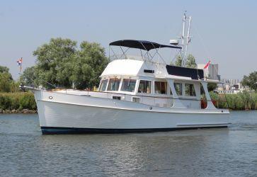 Grand Banks 46 Europa, Motoryacht Grand Banks 46 Europa zum Verkauf bei Sleeuwijk Yachting