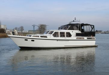 Valkkruiser 13.50, Motorjacht Valkkruiser 13.50 te koop bij Sleeuwijk Yachting