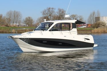 Quicksilver 855 Weekend, Speed- en sportboten for sale by Sleeuwijk Yachting