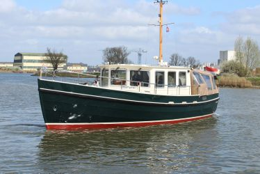 Opstomer 1100, Motorjacht for sale by Sleeuwijk Yachting