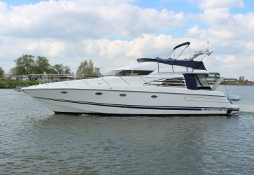 Sunseeker Manhattan 48, Motorjacht Sunseeker Manhattan 48 te koop bij Sleeuwijk Yachting