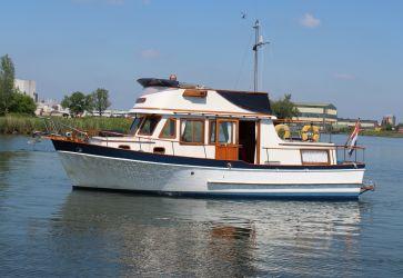 Eurobanker 34, Motorjacht Eurobanker 34 te koop bij Sleeuwijk Yachting