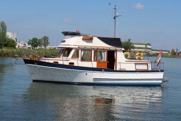 Eurobanker 34, Motorjacht for sale by Sleeuwijk Yachting