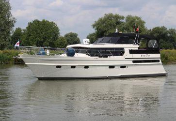 Van Der Heijden Excellent 13.50, Motorjacht Van Der Heijden Excellent 13.50 te koop bij Sleeuwijk Yachting
