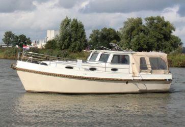Langenberg Vlet 9.44, Motorjacht Langenberg Vlet 9.44 te koop bij Sleeuwijk Yachting