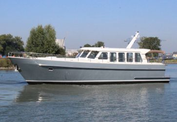 Bruijs Spiegelkotter 14.95 OK, Motoryacht Bruijs Spiegelkotter 14.95 OK zum Verkauf bei Sleeuwijk Yachting