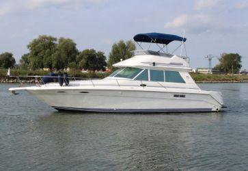 Sea Ray 370 DB Sedan Bridge, Motorjacht Sea Ray 370 DB Sedan Bridge te koop bij Sleeuwijk Yachting