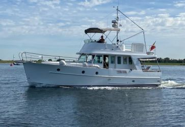 Beneteau Swift Trawler 42, Motorjacht Beneteau Swift Trawler 42 te koop bij Sleeuwijk Yachting
