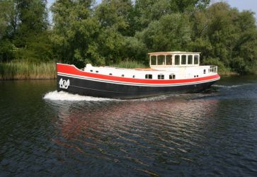 Euroship Luxe Motor 1500 AK Casco, Motorjacht Euroship Luxe Motor 1500 AK Casco te koop bij Sleeuwijk Yachting