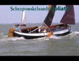 Visserman Aak 13.40, Bateau à fond plat et rond Visserman Aak 13.40 à vendre par Scheepsmakelaardij Goliath