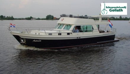 Pikmeerkruiser 12.50 FlyBridge, Motorjacht  for sale by Scheepsmakelaardij Goliath Lemmer