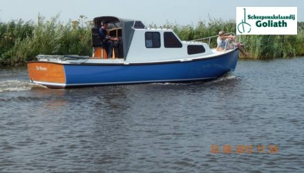 Lobster Lobster Boat 28, Motorjacht  for sale by Scheepsmakelaardij Goliath It Heidenskip