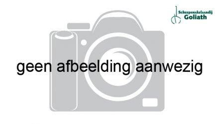 Hoogaars 12.25 Tholense, Plat- en rondbodem, ex-beroeps zeilend  for sale by Scheepszaken Warten