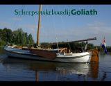 Lemsteraak 14.50, Flad og rund bund  Lemsteraak 14.50 til salg af  Scheepsmakelaardij Goliath