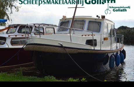 Motorvlet Vlet 9.80, Motorjacht Motorvlet Vlet 9.80 te koop bij Scheepsmakelaardij Goliath