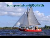 Zeilkotter 11.50 ex viskotter, Zeiljacht Zeilkotter 11.50 ex viskotter hirdető:  Scheepsmakelaardij Goliath