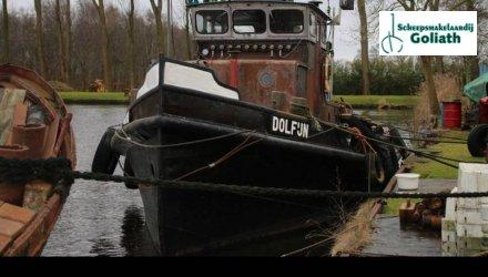 Sleepboot Sleepboot, Ex-professionele motorboot  for sale by Scheepsmakelaardij Goliath Bergum