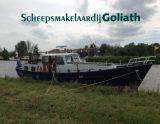Gillissen Kotter 12.93, Bateau à moteur Gillissen Kotter 12.93 à vendre par Scheepsmakelaardij Goliath