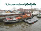 Sleepboot 15.00, Ex-bateau de travail Sleepboot 15.00 à vendre par Scheepsmakelaardij Goliath