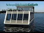 Houseboat Auckland, Woonboot Houseboat Auckland for sale by Scheepsmakelaardij Goliath
