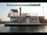 Houseboat KeyWest, Woonboot Houseboat KeyWest for sale by Scheepsmakelaardij Goliath