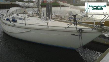 Bostrom 31 MK ll, Zeiljacht  for sale by Scheepsmakelaardij Goliath Hoorn
