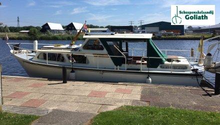Boorn Kruiser, Motorjacht  for sale by Scheepsmakelaardij Goliath Leeuwarden 3