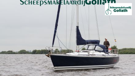 Bavaria 38, Zeiljacht  for sale by Scheepsmakelaardij Goliath - Hoofdkantoor