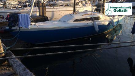 H-Boot 828, Zeiljacht  for sale by Scheepsmakelaardij Goliath It Heidenskip