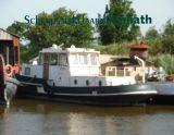Sleepboot waterstaat schip, Före detta kommersiell motorbåt Sleepboot waterstaat schip säljs av Scheepsmakelaardij Goliath