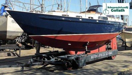 Noordvaarder 930, Zeiljacht  for sale by Scheepsmakelaardij Goliath Makkum