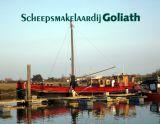 Steilsteven 22.45, Varend woonschip Steilsteven 22.45 hirdető:  Scheepsmakelaardij Goliath