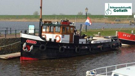 , Ex-professionele motorboot  for sale by Scheepsmakelaardij Goliath Bergum