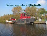 Motorschip Bevoorraad, Motor Yacht Motorschip Bevoorraad for sale by Scheepsmakelaardij Goliath