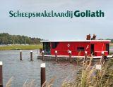 Houseboat Borkum, House-boat Houseboat Borkum in vendita da Scheepsmakelaardij Goliath