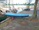 Splash 4.00, Open zeilboot Splash 4.00 hirdető:  Scheepsmakelaardij Goliath