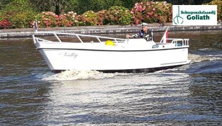 Valk Content Tender, Open motorboot en roeiboot  for sale by Scheepsmakelaardij Goliath Muiderberg