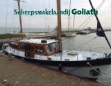 Jongert Spits gat kotter, Motor-sailer Jongert Spits gat kotter à vendre par Scheepsmakelaardij Goliath