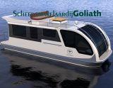 Houseboat Caravanboot 8.00, Wohnboot Houseboat Caravanboot 8.00 Zu verkaufen durch Scheepsmakelaardij Goliath