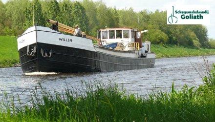 Luxe Motor 34.18, Ex-professionele motorboot  for sale by Scheepsmakelaardij Goliath Groningen