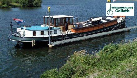Luxe Motor 24.98, Ex-professionele motorboot  for sale by Scheepsmakelaardij Goliath It Heidenskip